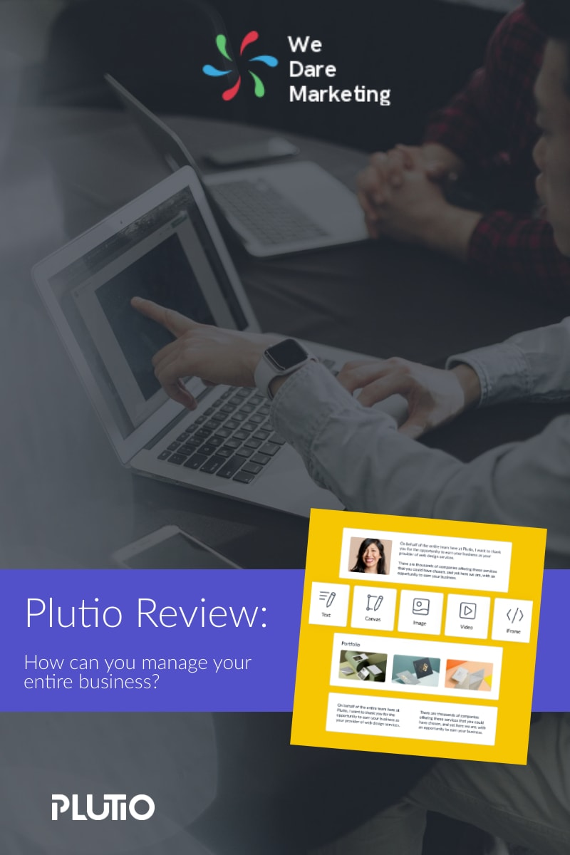 Plutio Review How to manage your entire business effectively pinterest