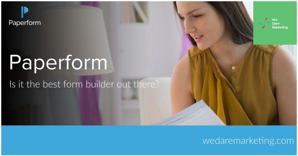 Paperform Review: Is it the best form builder out there?