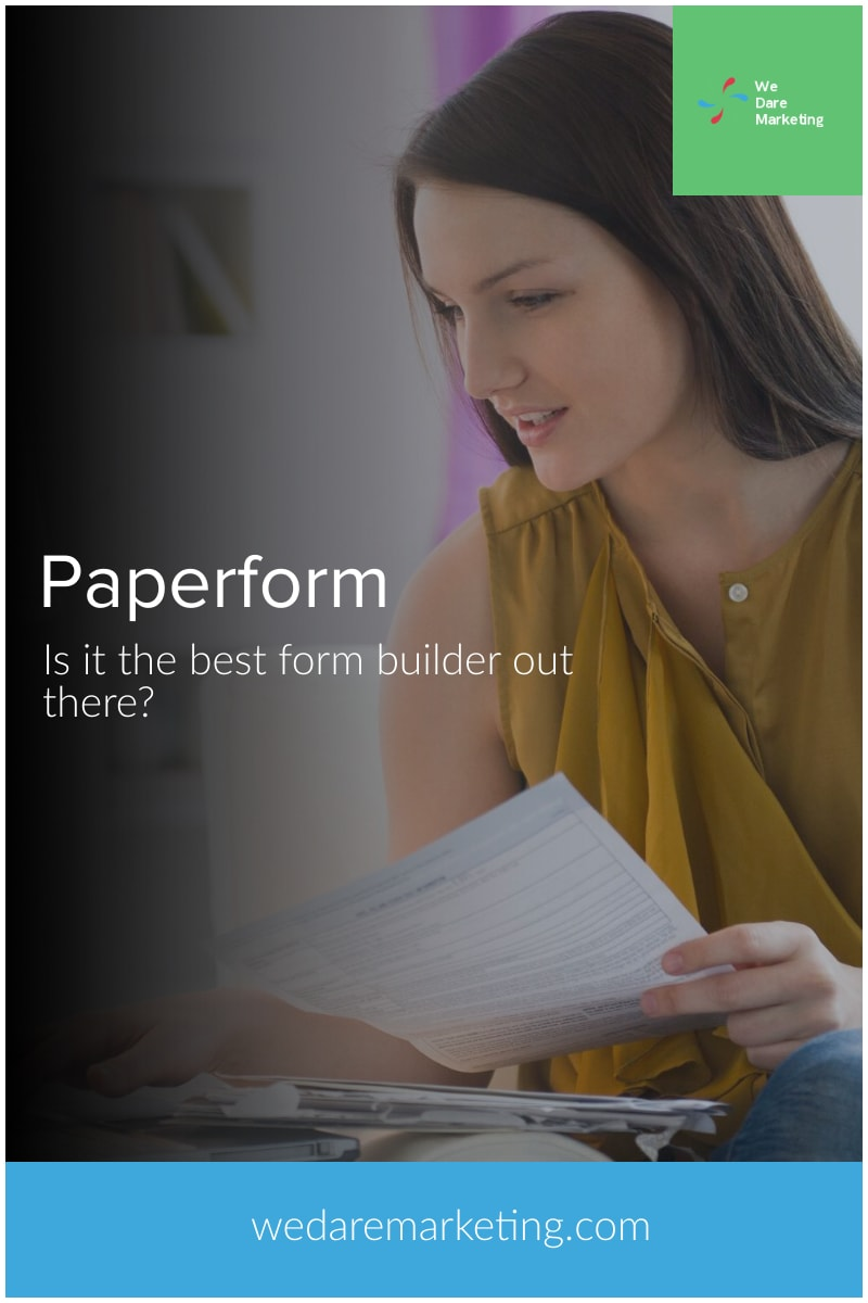 paperform review they are one of the best!