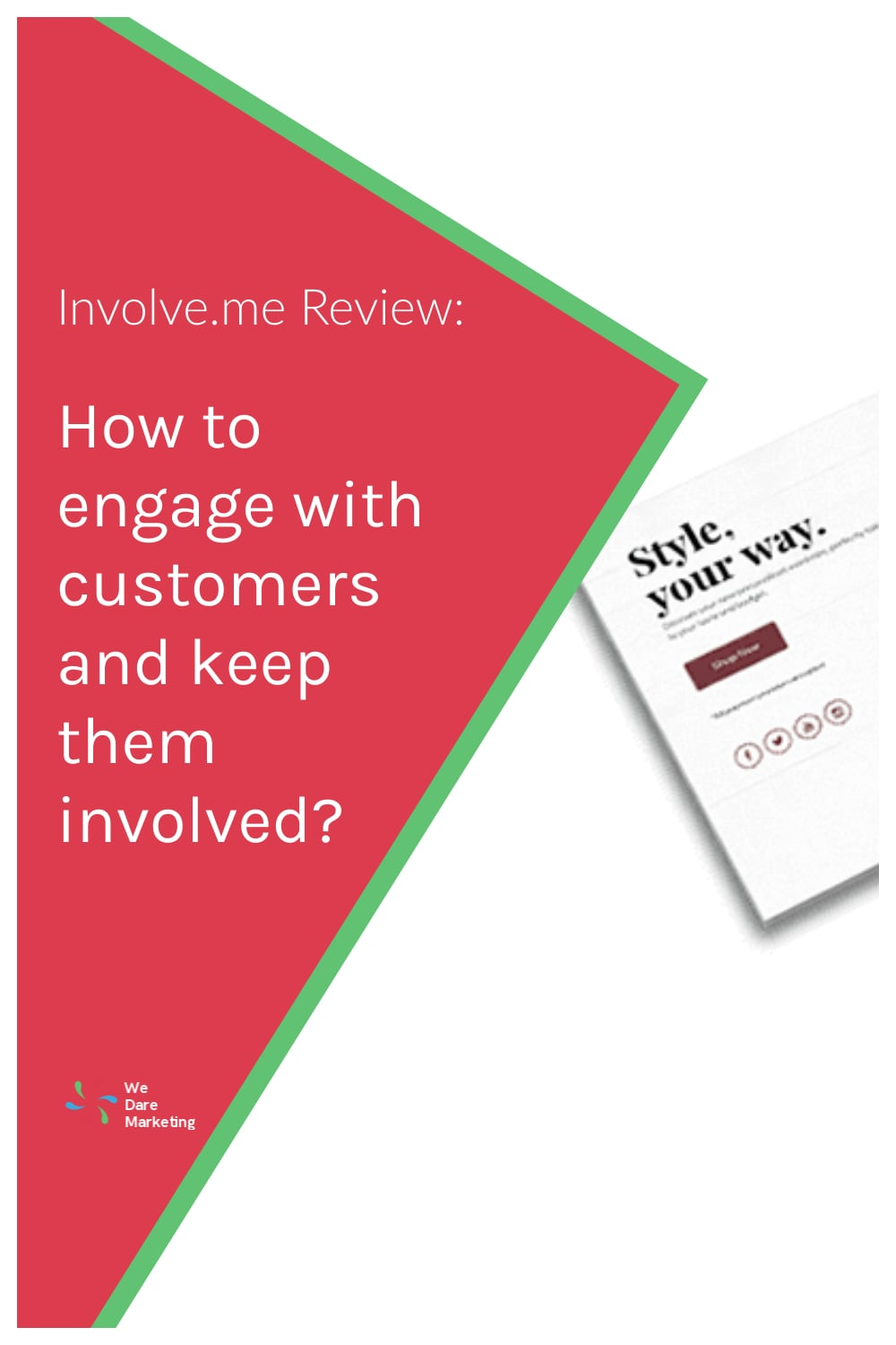 Involve.me is a great tool for Pinterest too