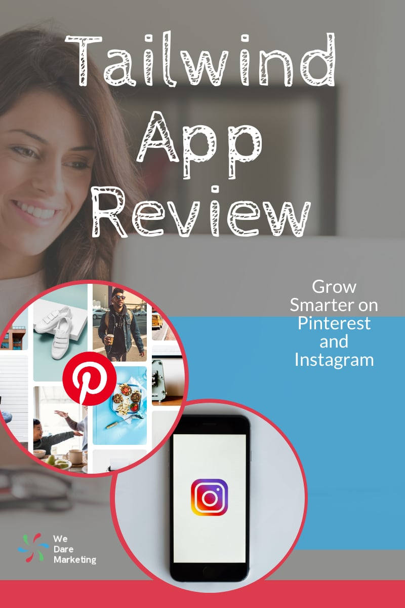 tailwing app review pinterest instagram pin