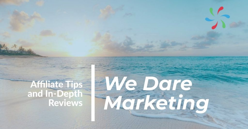 we dare marketing home featured