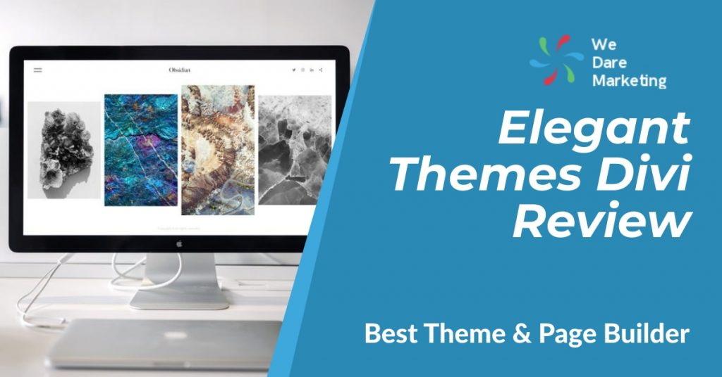 divi review elegant themes page builder