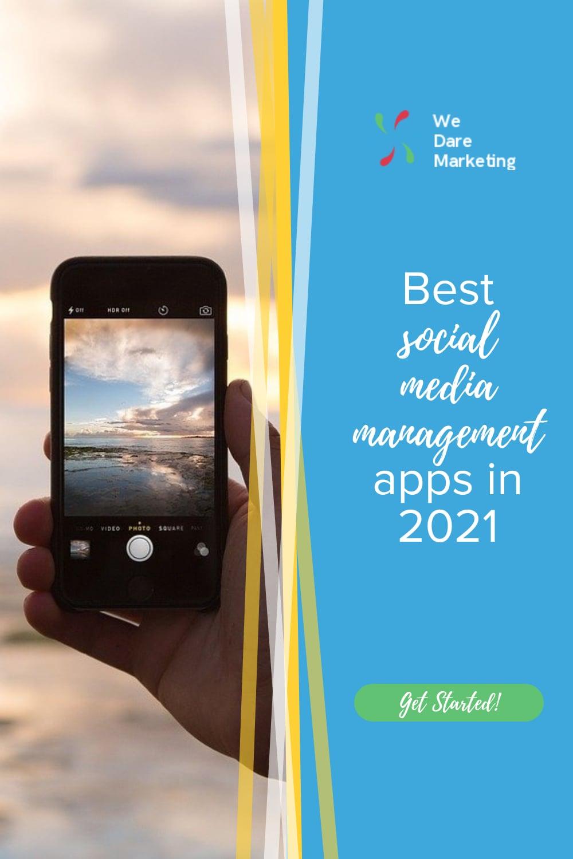 social media management apps