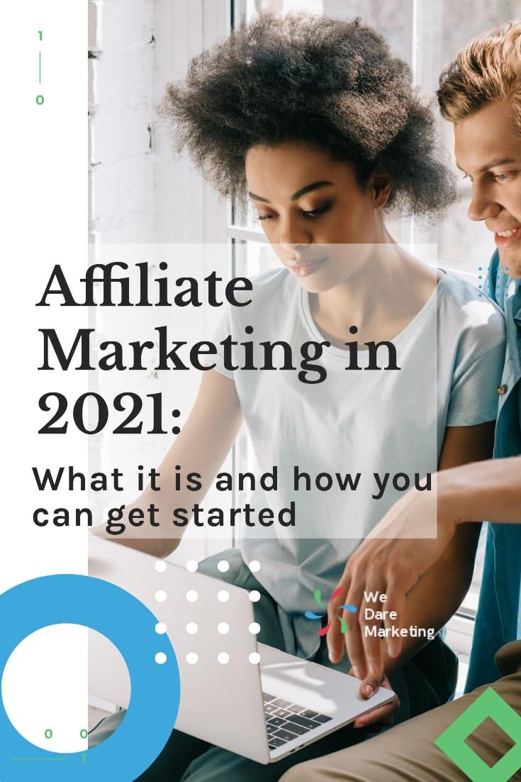 get started on affiliate marketing