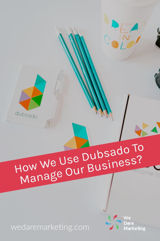 how we use dubsado
